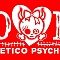 TDFC Athletico Psychotico Team Logo