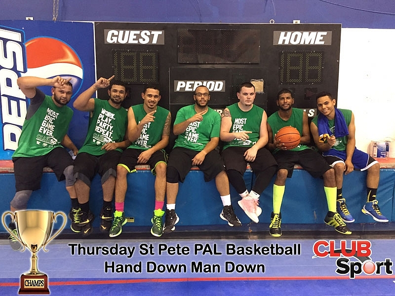 Hand Down Man Down - CHAMPS