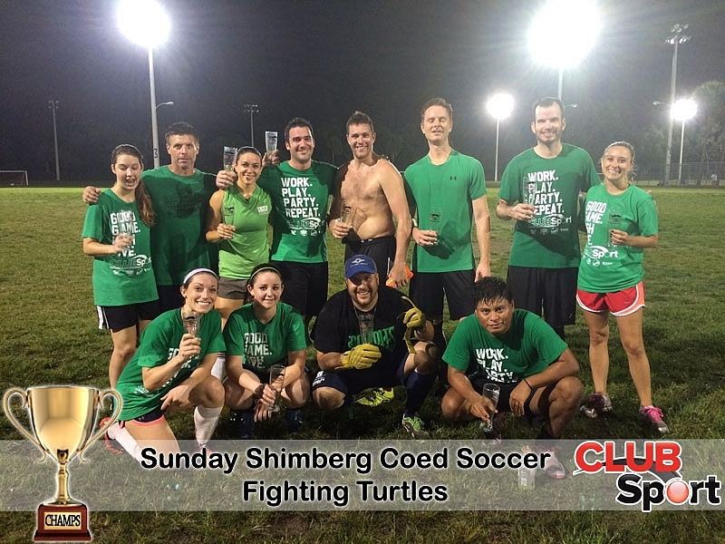 Fighting Turtles - CHAMPS