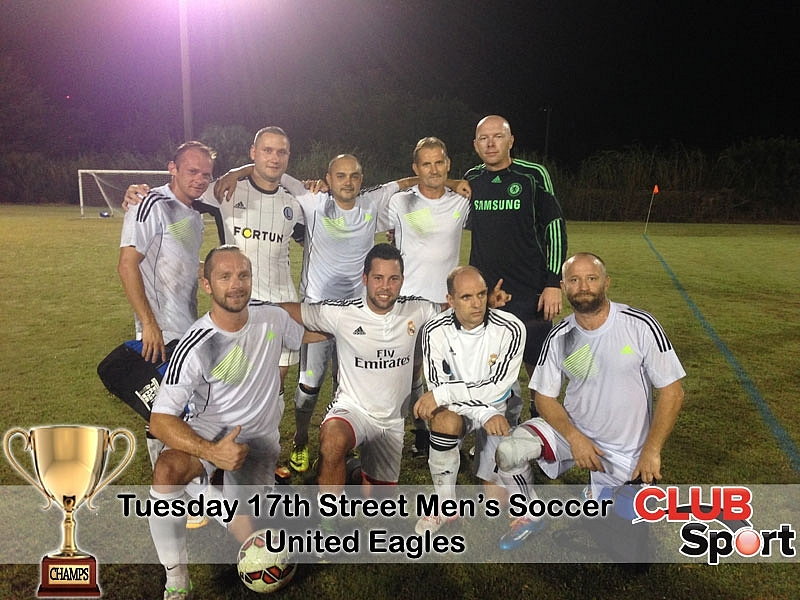 United Eagles FC (M)