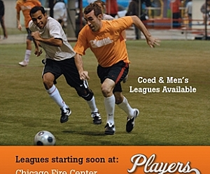 Winter Indoor Soccer Leagues