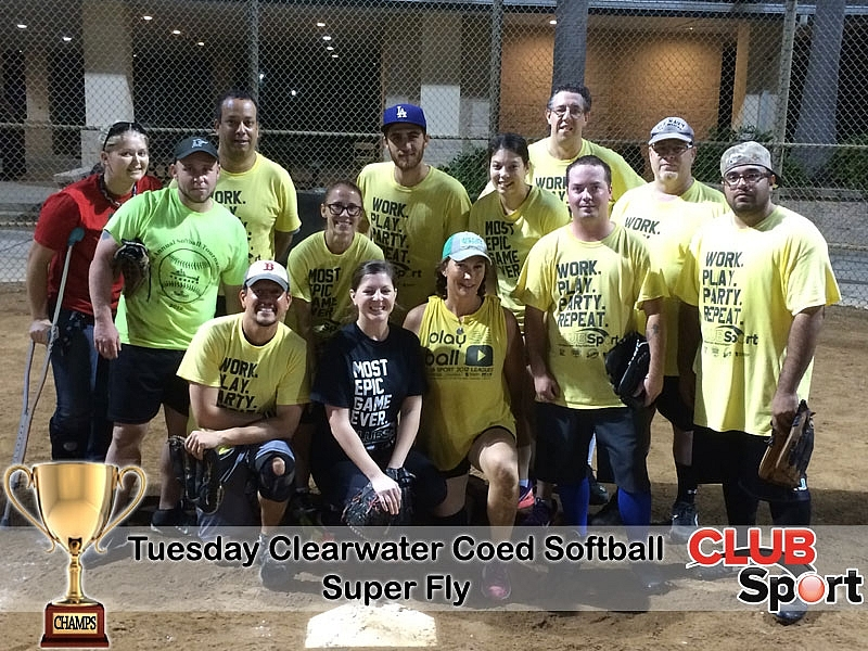 Super Fly (b) - CHAMPS