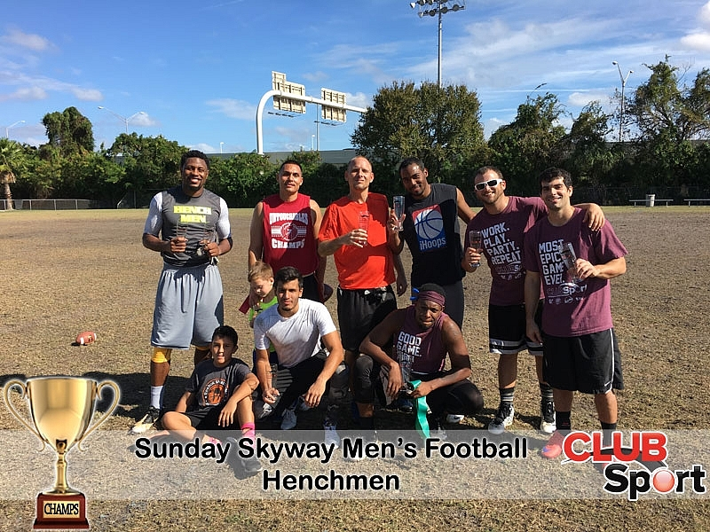 HENCHMEN (i) - CHAMPS