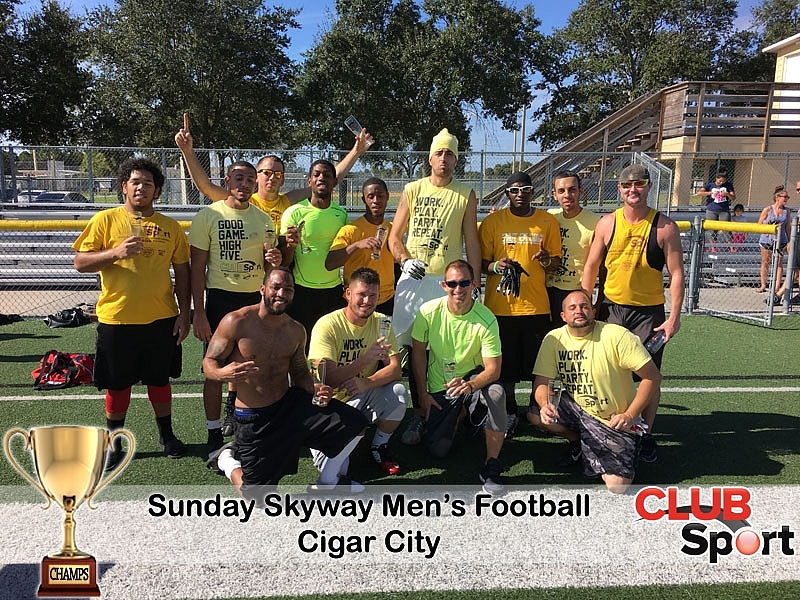 Cigar City (r) - CHAMPS