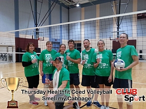 Smell my Cabbage - CHAMPS Team Photo