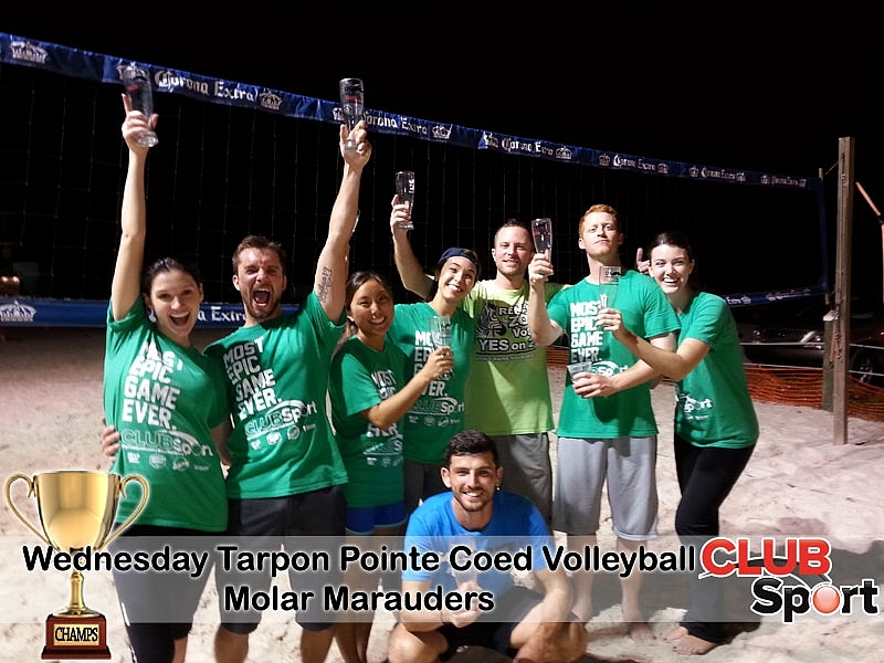 Molar Marauders - CHAMPS