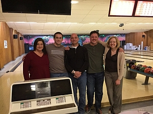 Cascade Kingpins Team Photo
