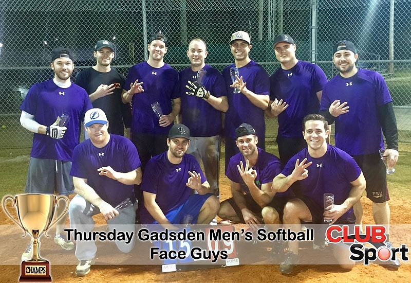 Face Guys (m) - CHAMPS