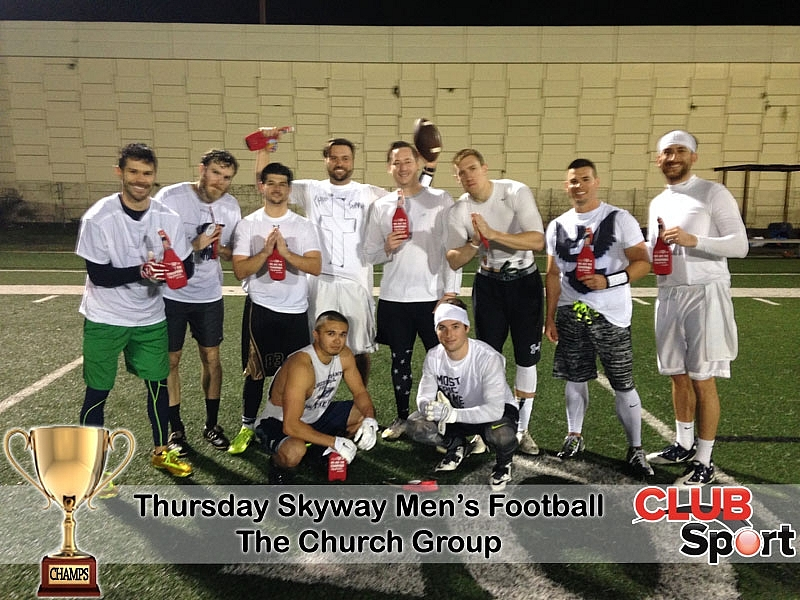 The Church Group (r) - CHAMPS