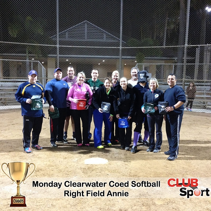 Right Field Annie - CHAMPS