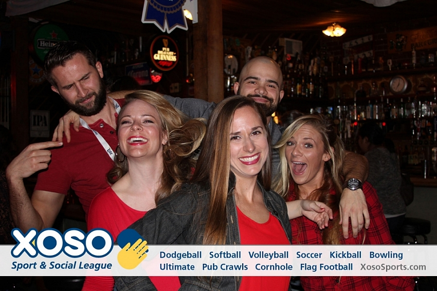 2016 Valentine's Day Pub Crawl