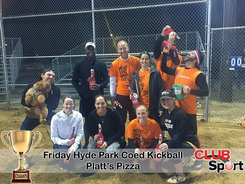 Platt's Pizza - CHAMPS