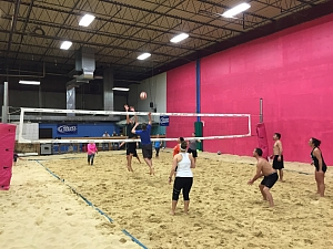 Sports Monster Sand Volleyball