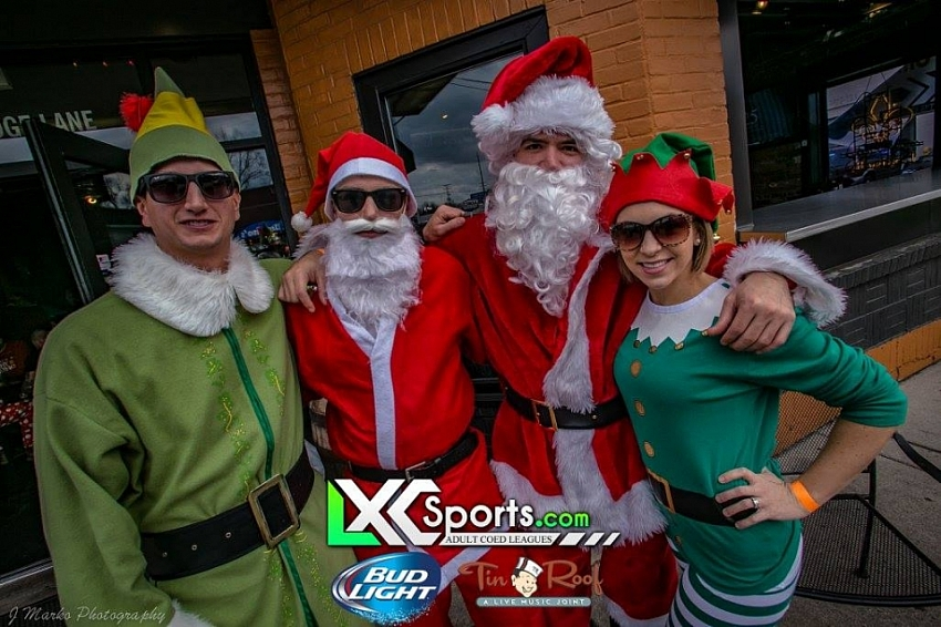 Santa's Christmas Pub Crawl