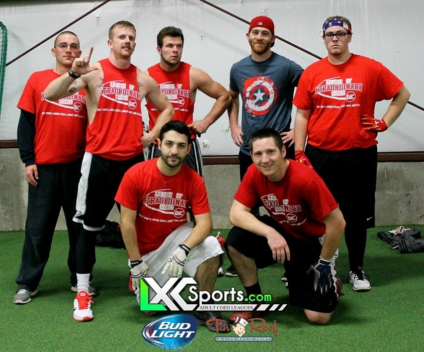Louisville Indoor Flag Football 2015