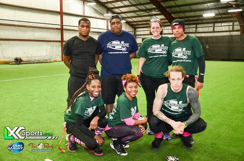 Louisville Flag Football 2015