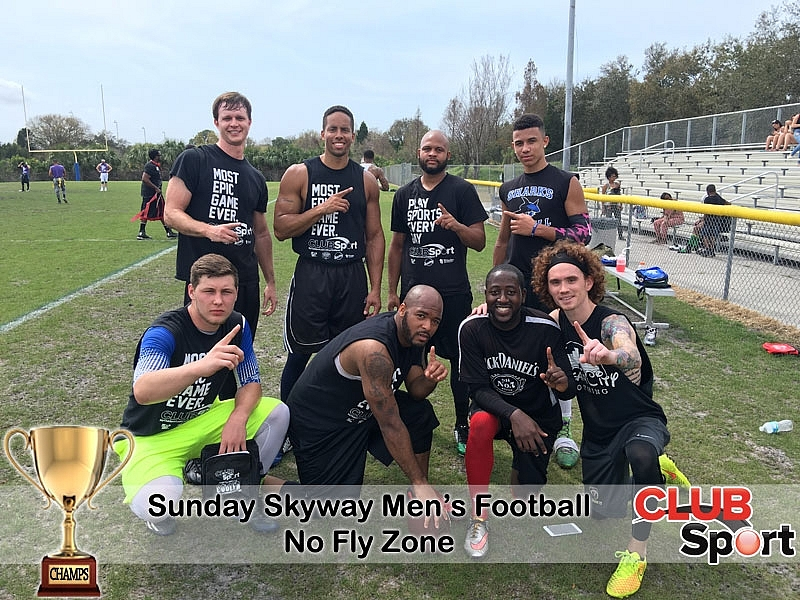 No Fly Zone (rb) - CHAMPS