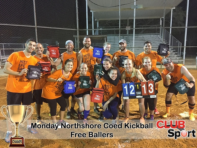 Free Ballers - CHAMPS
