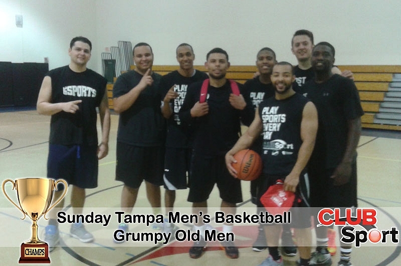 Grumpy Old Men - CHAMPS