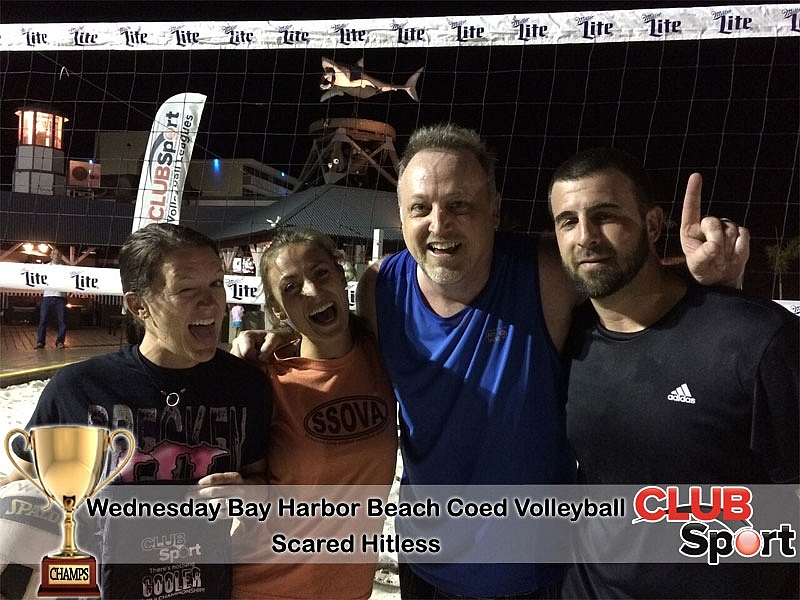 Scared Hitless - CHAMPS