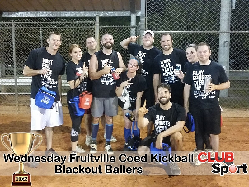 Blackout Ballers (E) - CHAMPS