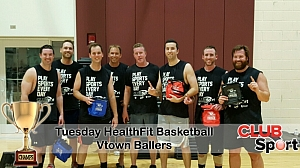 Vtown Ballers - CHAMPS photo