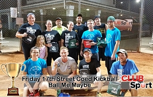 Ball Me Maybe - CHAMPS Team Photo