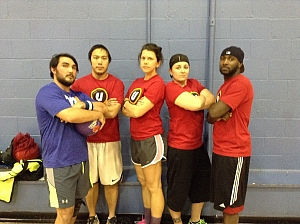 Dodge, Dip, Duck, Dive, & Dodge Team Photo