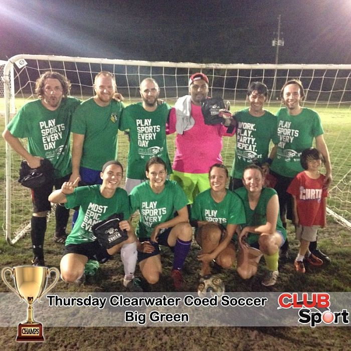 Big Green - CHAMPS