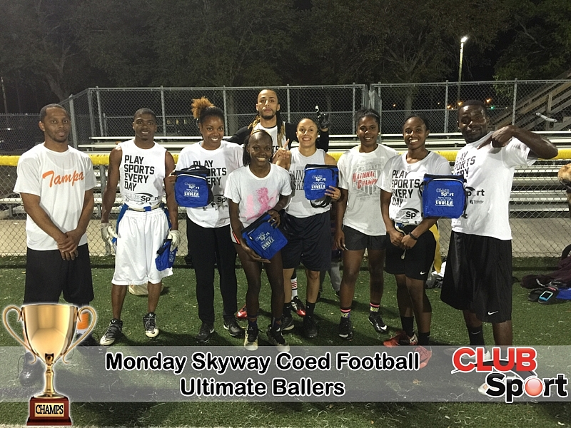 Ultimate Ballers - CHAMPS