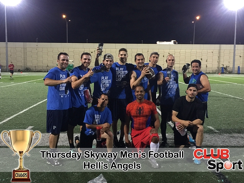 Hells Angels (r) - CHAMPS