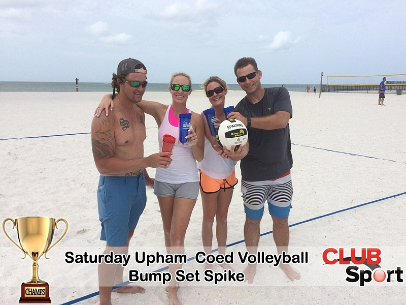 bump set spike (r) - CHAMPS