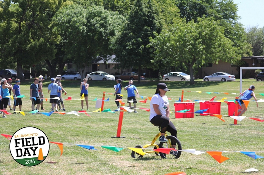 Sacramento Field Day 2016