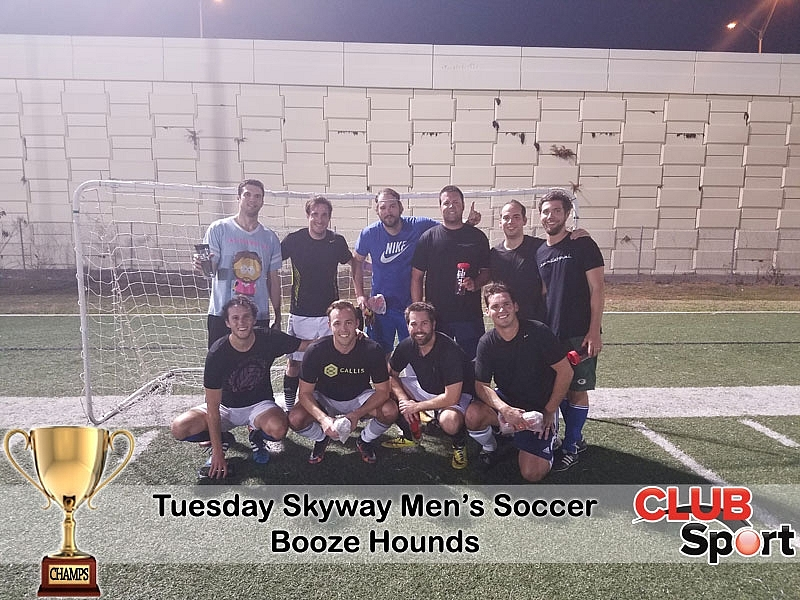 Booze Hounds (mr) - CHAMPS