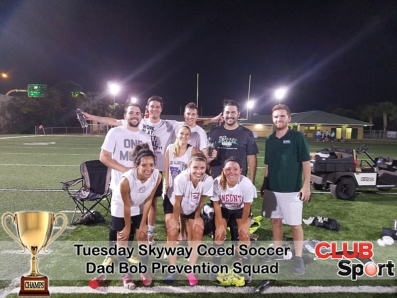 Dad Bod Prevention Squad (ci) - CHAMPS