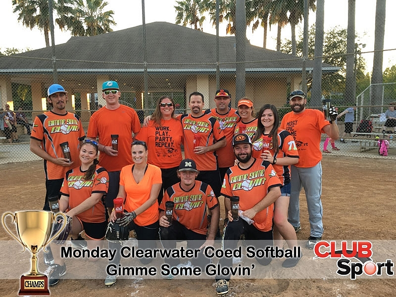 Gimme Some Glovin' (i) - CHAMPS