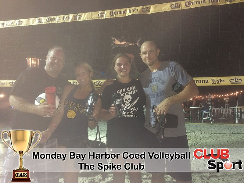 The Spike Club (i) - CHAMPS