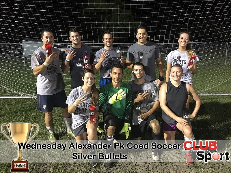 Silver Bullets - CHAMPS