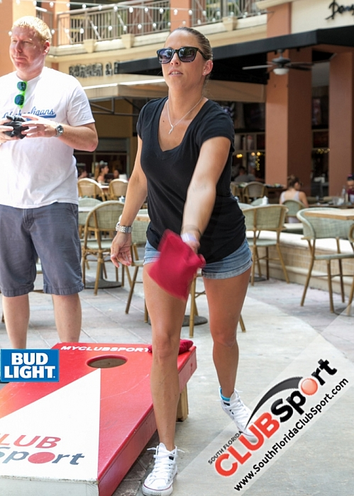 Bud Light Bar Olympics
