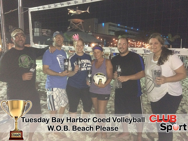 WOB Beach Please (r) - CHAMPS