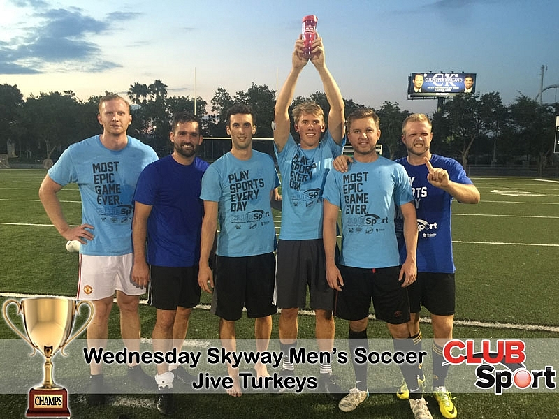 Jive Turkey's (m) - CHAMPS