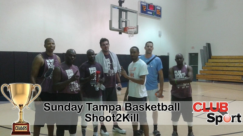 Shoot2Kill - CHAMPS
