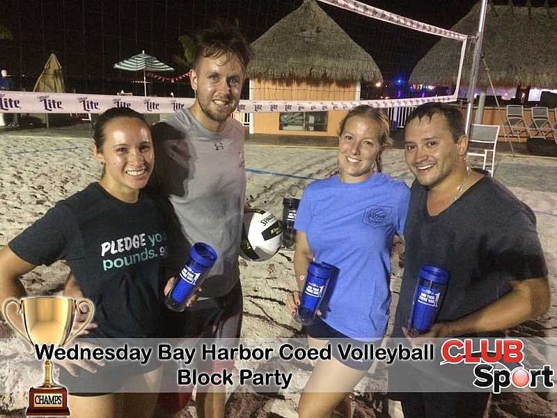 Block party (ib) - CHAMPS