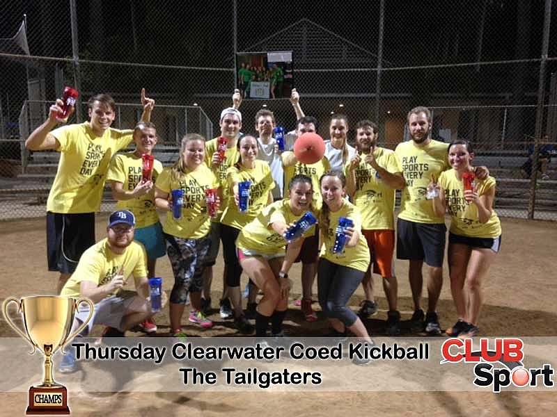 The Tailgaters (b) - CHAMPS