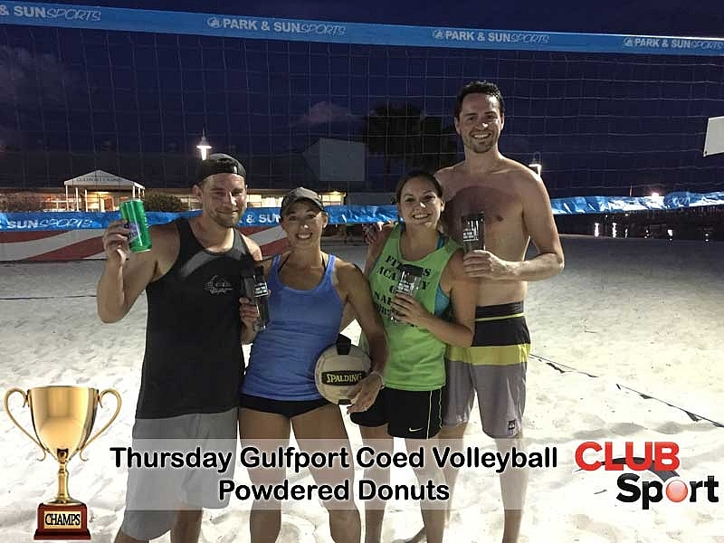 Powdered Donuts (i) - CHAMPS