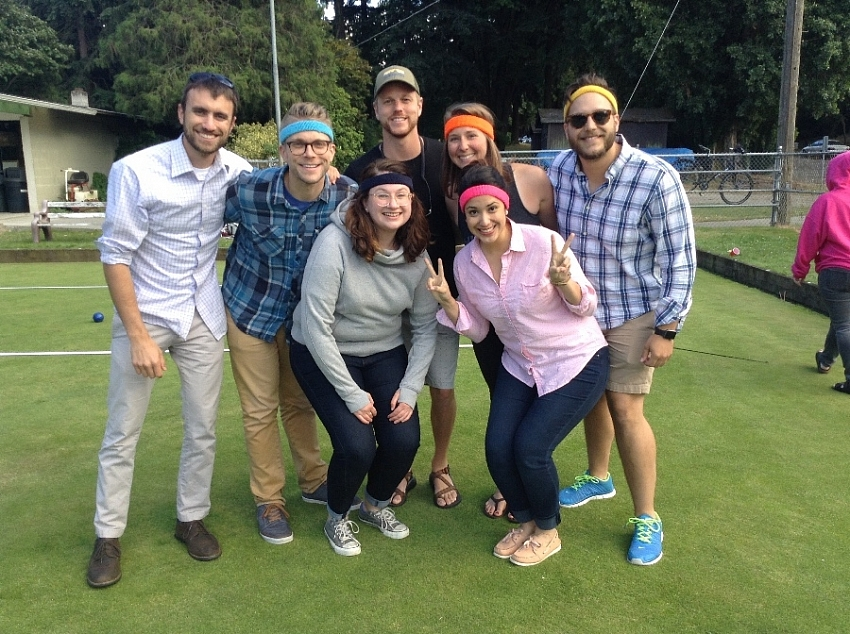 Bocce Ballers