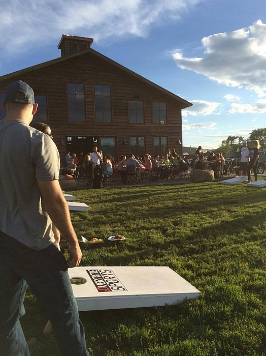 Cornhole Week 2