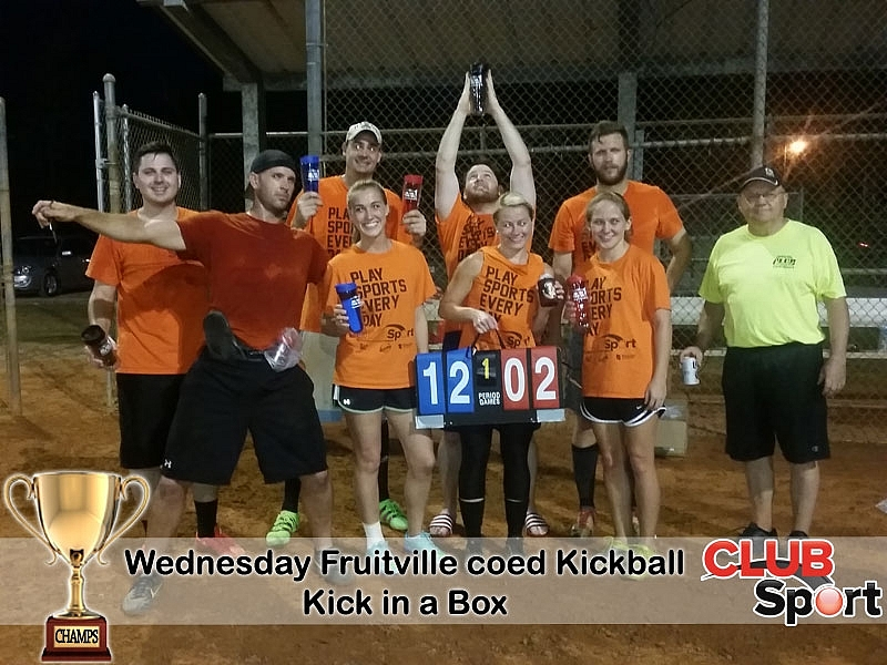 Kick in a Box (H) - CHAMPS