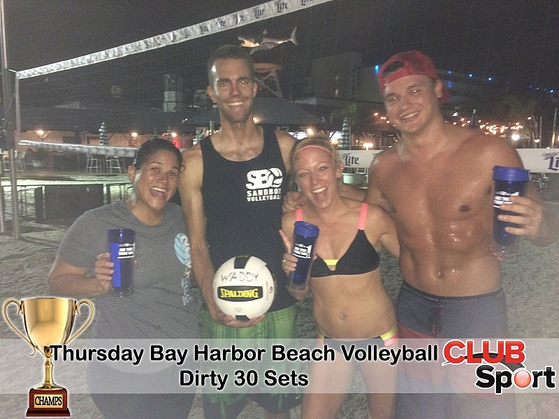 Dirty 30 Sets - CHAMPS