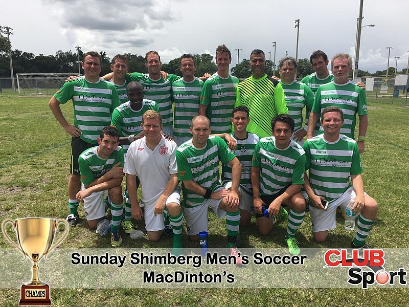 MacDinton's (i) - CHAMPS